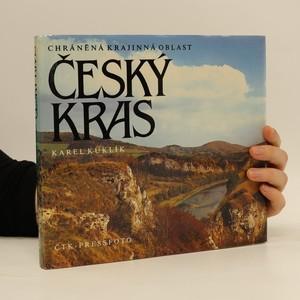 náhled knihy - Český kras. Chráněná krajinná oblast