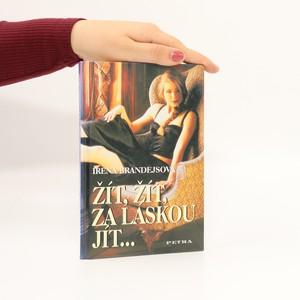 náhled knihy - Žít, žít, za láskou jít...