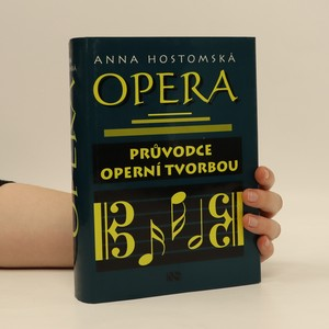 náhled knihy - Opera. Průvodce operní tvorbou