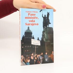 náhled knihy - Pane ministře, volá Sarajevo