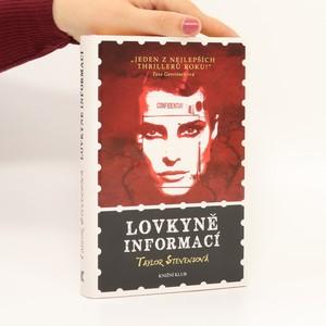 náhled knihy - Lovkyně informací