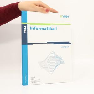 náhled knihy - Informatika I