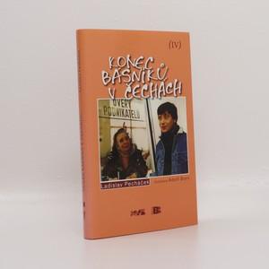 náhled knihy - Konec básníků v Čechách