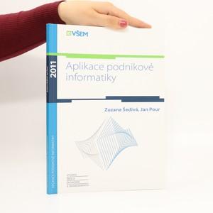 náhled knihy - Aplikace podnikové informatiky