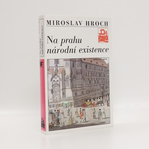 náhled knihy - Na prahu národní existence : touha a skutečnost
