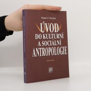 náhled knihy - Úvod do kulturní a sociální antropologie