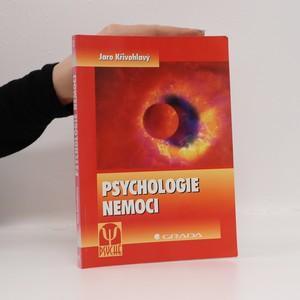 náhled knihy - Psychologie nemoci