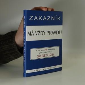 náhled knihy - Zákazník má vždy pravdu