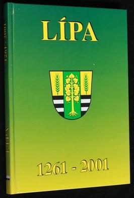 náhled knihy - Lípa : almanach k výročí obce na Podřevnicku 1261-2001
