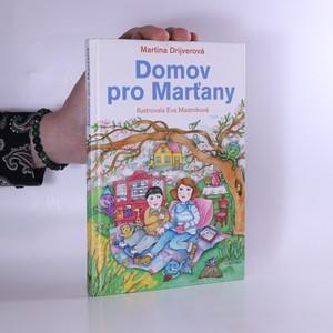 náhled knihy - Domov pro Marťany