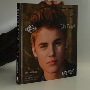 náhled knihy - Justin Bieber. Oh boy!
