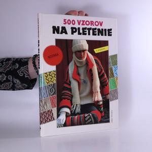 náhled knihy - 500 vzorov na pletenie s popisom