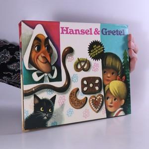 náhled knihy - Hansel & Gretel (pop-up leporelo, anglicky)