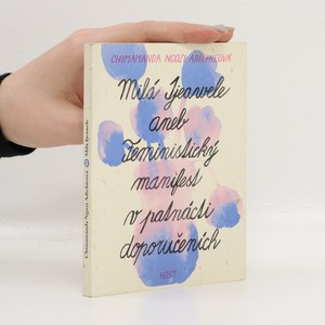 náhled knihy - Milá Ijeawele, aneb, Feministický manifest v patnácti doporučeních
