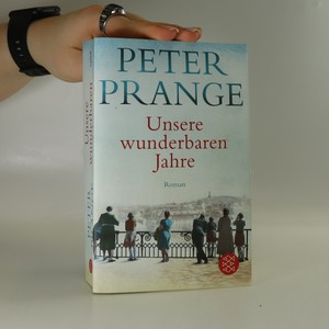 náhled knihy - Unsere wunderbaren Jahre