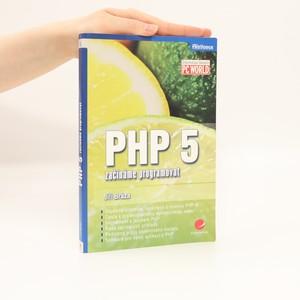 náhled knihy - PHP 5 : začínáme programovat