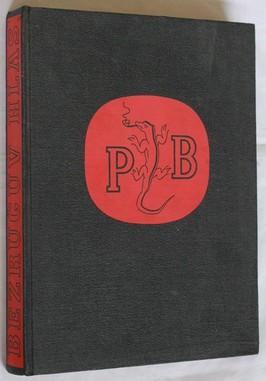 náhled knihy - Bezručův hlas : památník pěvce Slezských písní