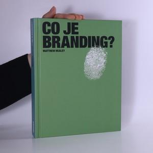 náhled knihy - Co je branding?