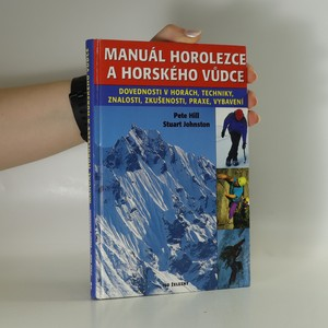 náhled knihy - Manuál horolezce a horského vůdce