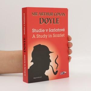 náhled knihy - A study in scarlet = Studie v šarlatové