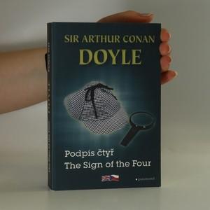 náhled knihy - The Sign of the Four = Podpis čtyř