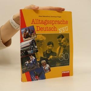 náhled knihy - Alltagssprache Deutsch. 30 moderních konverzačních témat