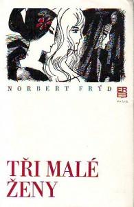 náhled knihy - Tři malé ženy
