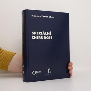 náhled knihy - Speciální chirurgie (žluté flíčky na ořízce)