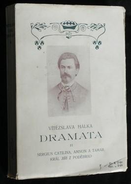 náhled knihy - Sebrané spisy Vítězslava Hálka