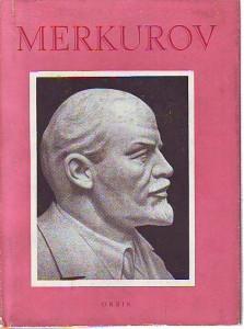 náhled knihy - Sergej Dmitrijevič Merkurov