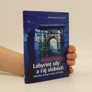 náhled knihy - Labyrint síly a ráj slabosti