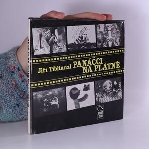 náhled knihy - Panáčci na plátně