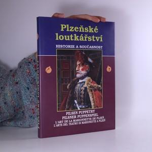náhled knihy - Plzeňské loutkářství : historie a současnost