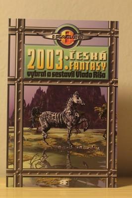 náhled knihy - 2003: česká fantasy