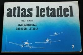 náhled knihy - Atlas letadel. Sv. 7, Dvoumotorová obchodní letadla