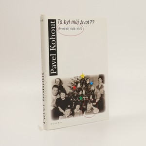 náhled knihy - To byl můj život?? 1. díl, 1928-1979