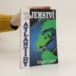 náhled knihy - Tajemství Atlantidy