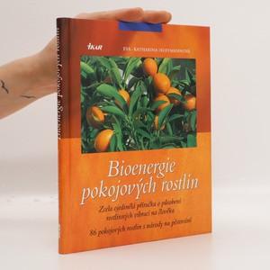 náhled knihy - Bioenergie pokojových rostlin