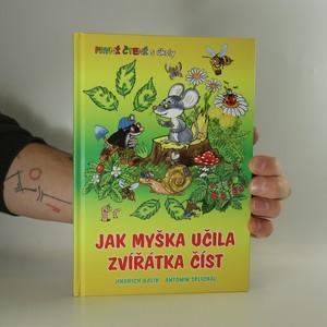 náhled knihy - Jak myška učila zvířátka číst