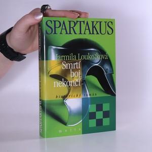 náhled knihy - Spartakus : Smrtí boj nekončí (2. díl)