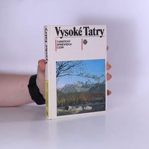 náhled knihy - Vysoké Tatry (slovensky)