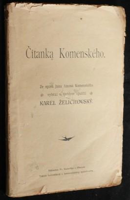 náhled knihy - Čítanka Komenského: vybral a úvodem opatřil Karel Želichovský