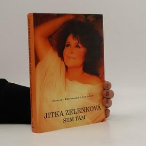 náhled knihy - Jitka Zelenková : sem tam