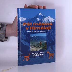 náhled knihy - Pět měsíců v Himálaji aneb Ladak očima české rodiny