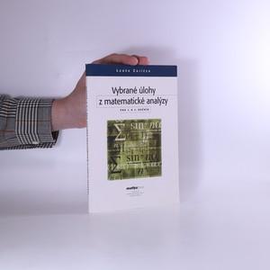 náhled knihy - Vybrané úlohy z matematické analýzy