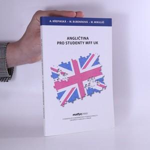 náhled knihy - Angličtina pro studenty MFF UK