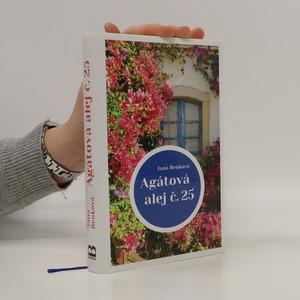 náhled knihy - Agátová alej č. 25 (slovensky)