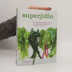 náhled knihy - Superjídlo