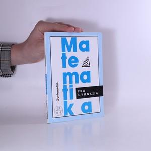 náhled knihy - Matematika pro gymnázia - goniometrie
