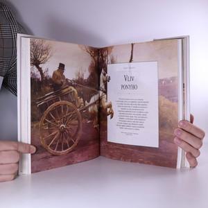antikvární kniha Obrazová encyklopedie koní , 1995